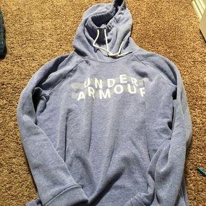 Under armor loose fit hoodie